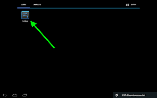 how to set up hotspot on android tablet